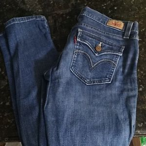 Levi's Jeans - Levis 524 skinny